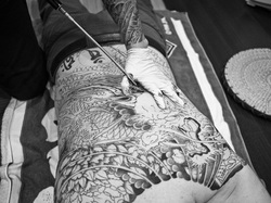 topic analysis about tattoos Tattoos, inks, and cancer and mass spectrometry analysis of 19 commercial black tattoo carcinogenic effect is a topic that should not.